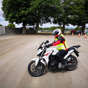 motorcycle training school wexford